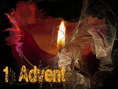 Noch einen schönen 1. Advent