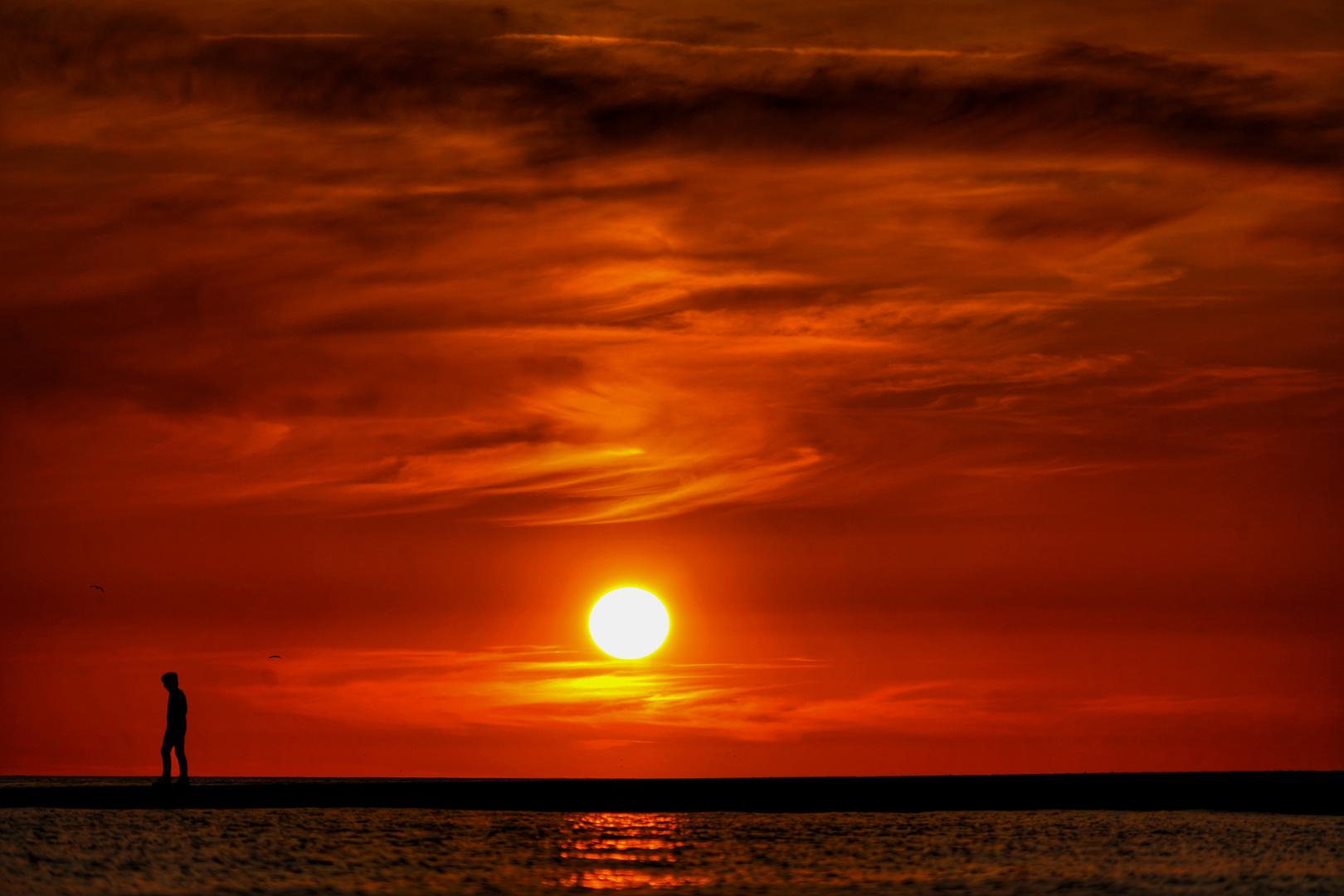 Noch einen schönen Abend! Foto & Bild | deutschland