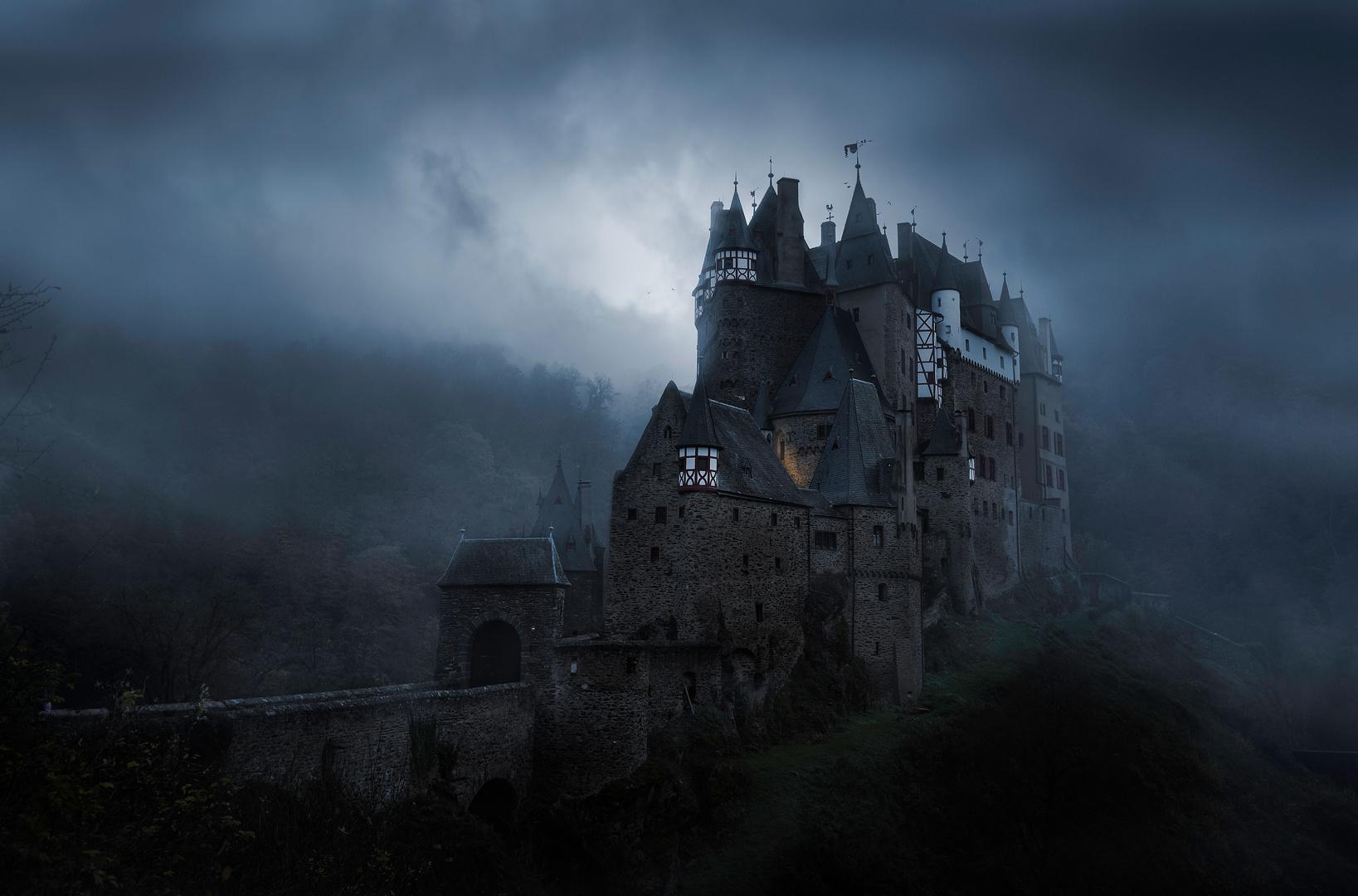 Noch einmal - Burg Eltz