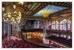 Noch einmal der Palau de la Música Catalana