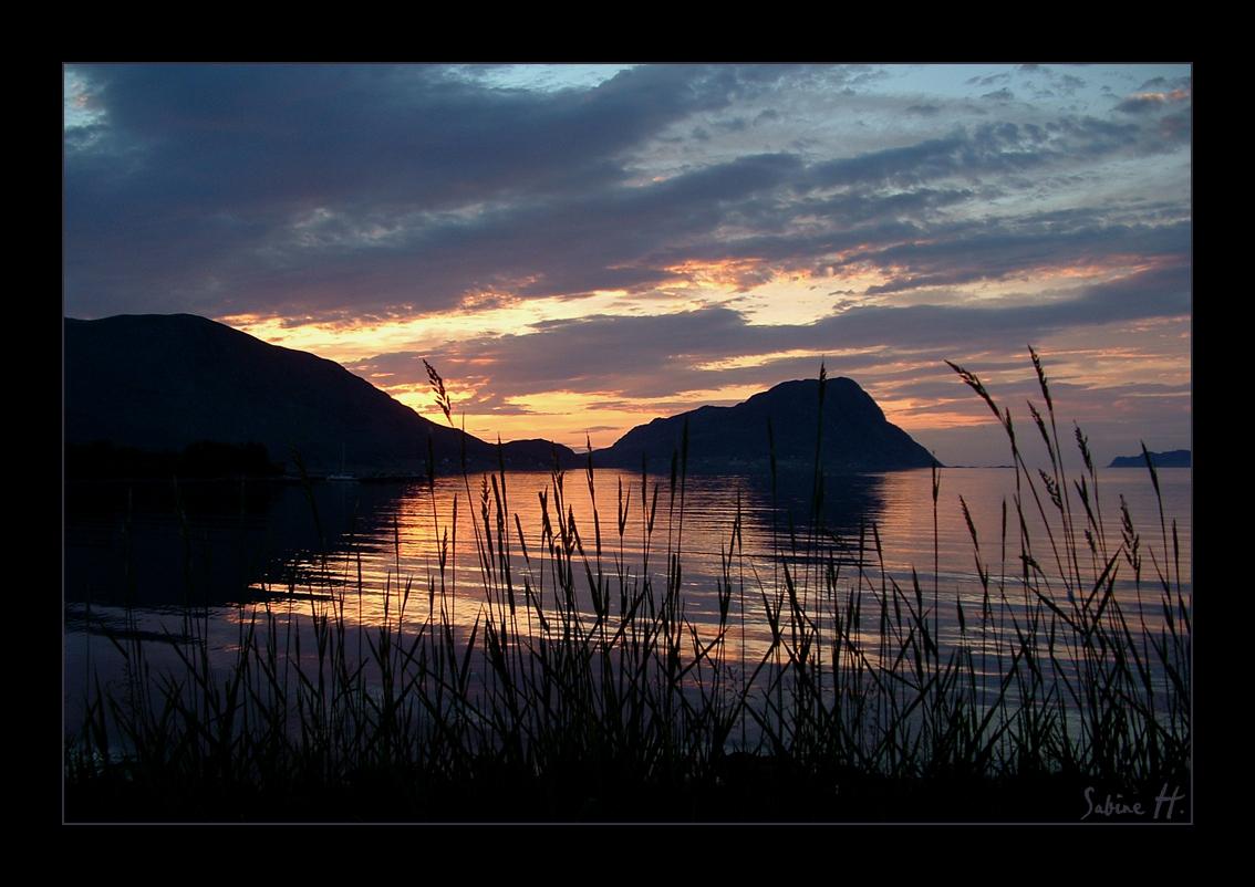 ... noch einmal der Vanylvsfjord ...