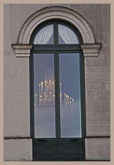 Noch einmal ein anderes Fenster in der Oper