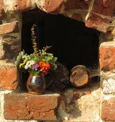 Noch einmal Kloster Amt Dambeck mit einem hübschen Detail