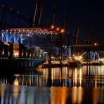 Noch eins vom Container Terminal Altenwerder in Hamburg
