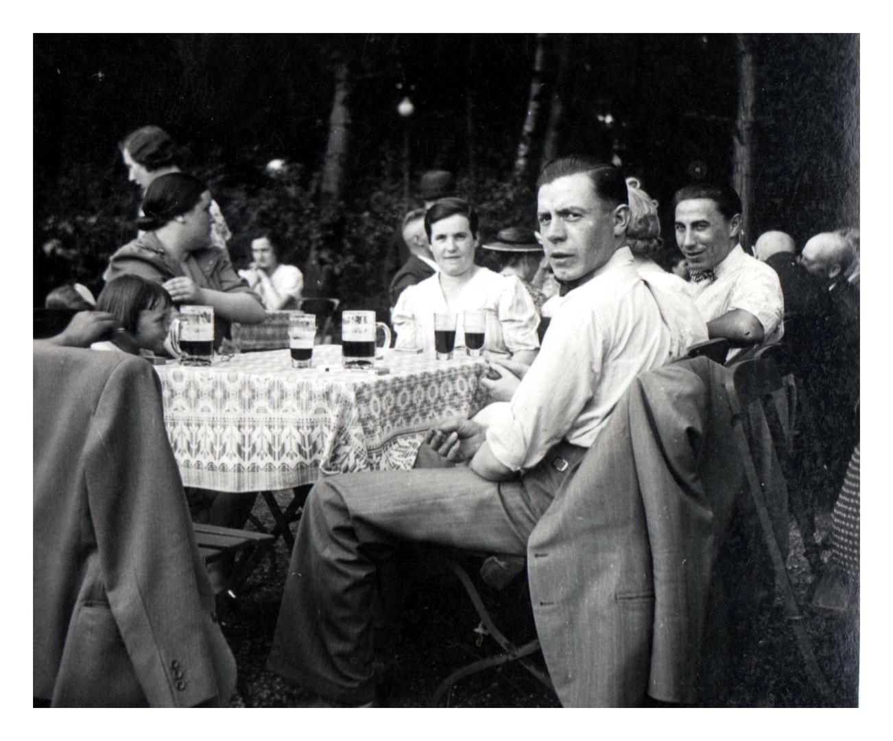 Noch ist Frieden, Sommer 1939
