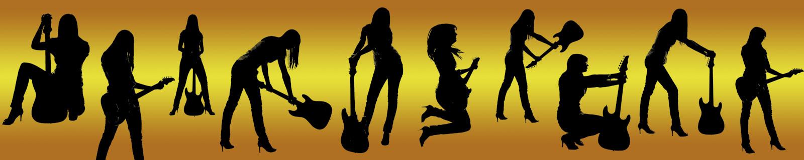 Noch mal Guitar-Heroes aber diesmal in Farbe 1