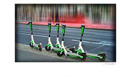 - noch mehr E-Mobilität (?) -