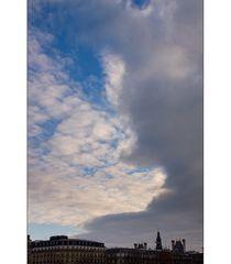 Noch mehr Himmel über Paris