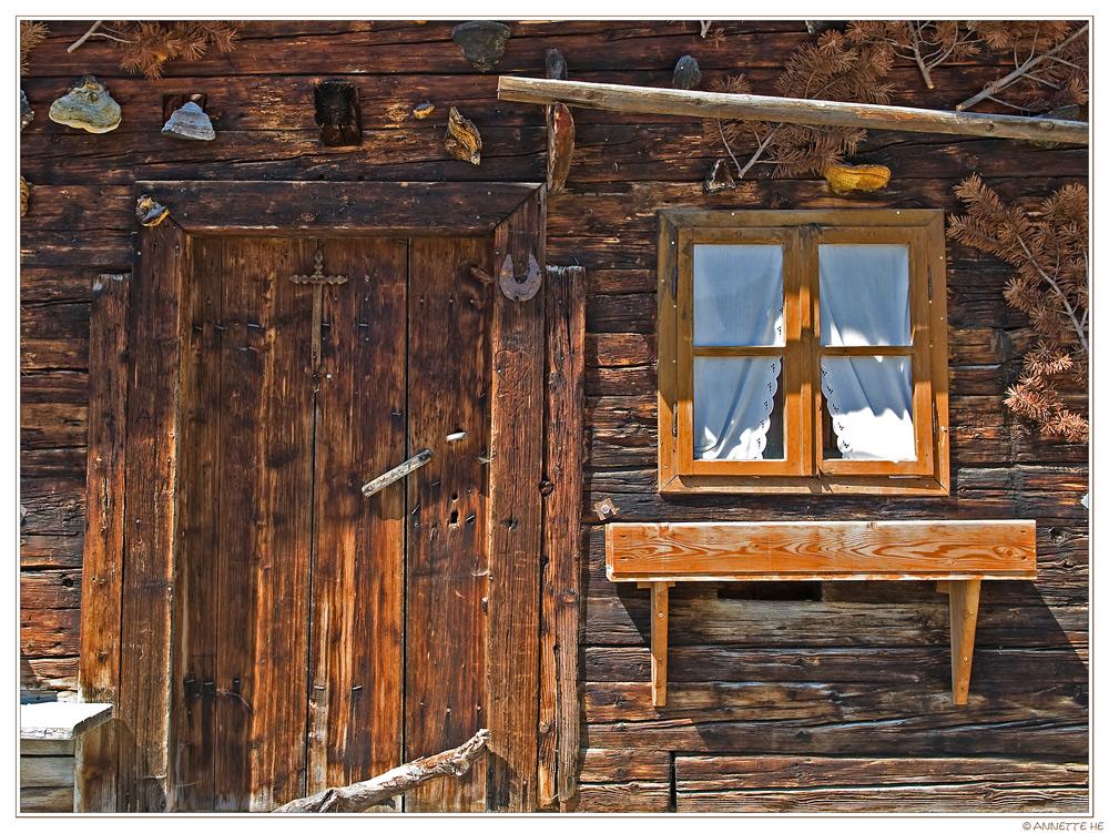 Noch mehr Hüttenromantik
