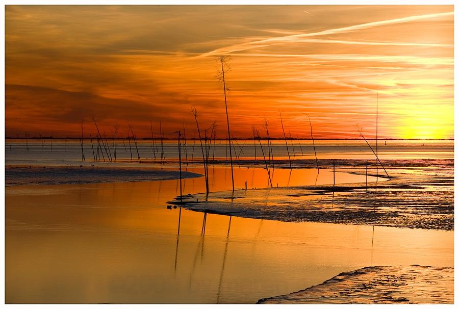 Noch mehr Wattenmeer, aber ....