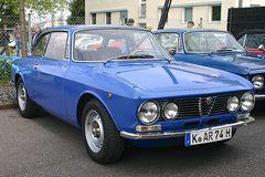 Noch 'n blauer Alfa