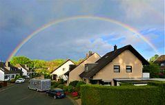 .. noch 'n Regenbogen