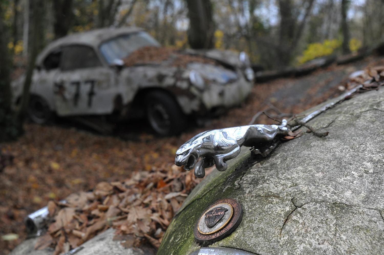 ...noch schnell auf einen Sprung bei(m) Porsche vorbei ;-)