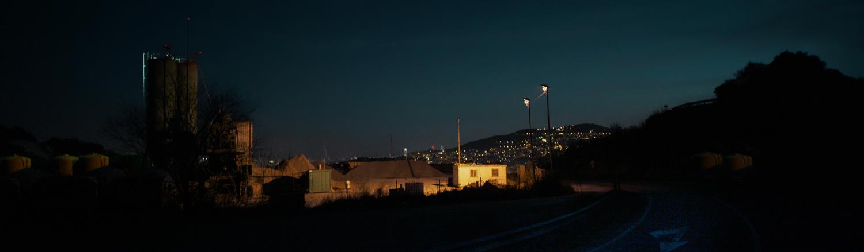 """""""Noche cerrada"""" ll"""