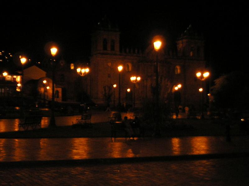 Noche de Cuzco