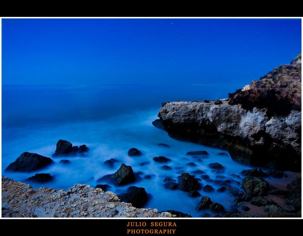 Noche en el Atlántico