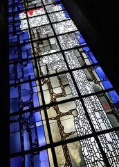 """"""" nochens """" - oder noch ein Kirchenfenster ..."""