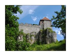 Nochmal Burg Hohenstein