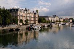 Nochmal der Blick auf die Meuse, diesmal unbearbeitet, für leute die kein HDR mögen