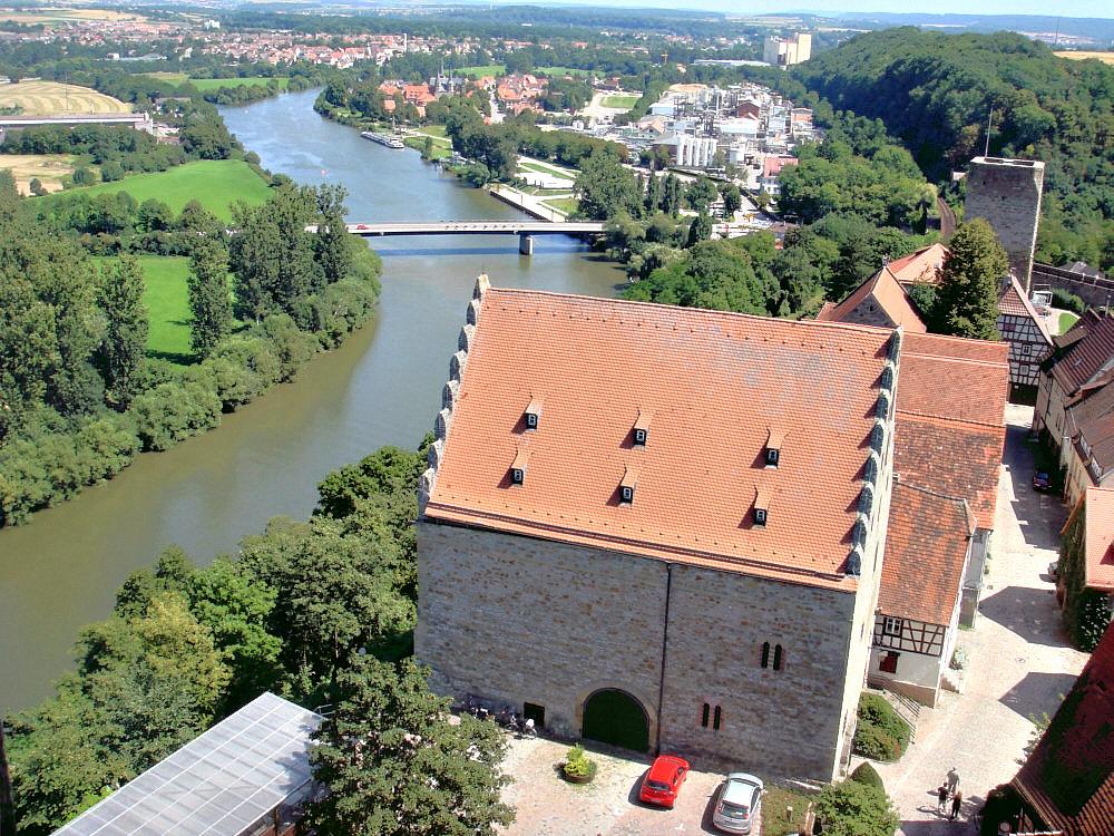 nochmal der Neckar