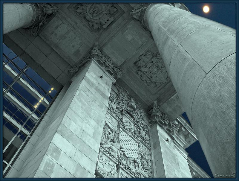 Nochmal der Reichstag.....