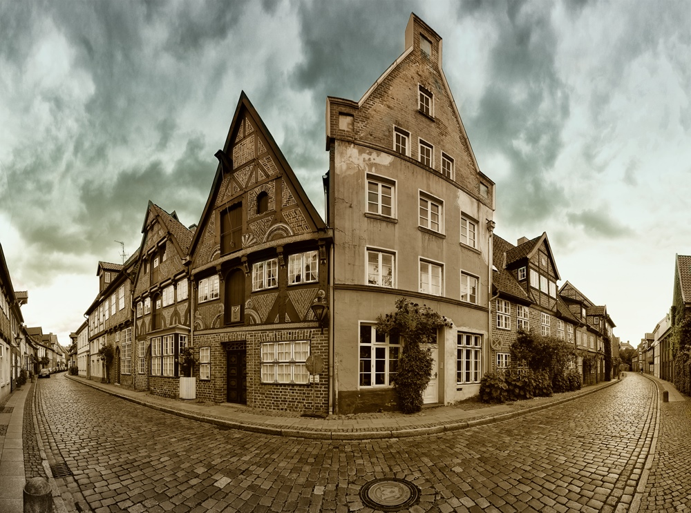 ... nochmal Lüneburger Altstadt