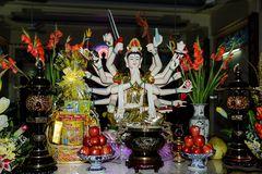 Nochmal Phat Ba Quan Am, Guanyin