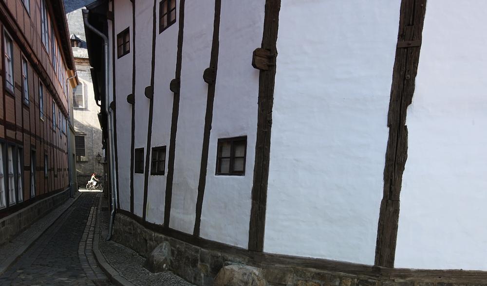 ... nochmal Quedlingburg