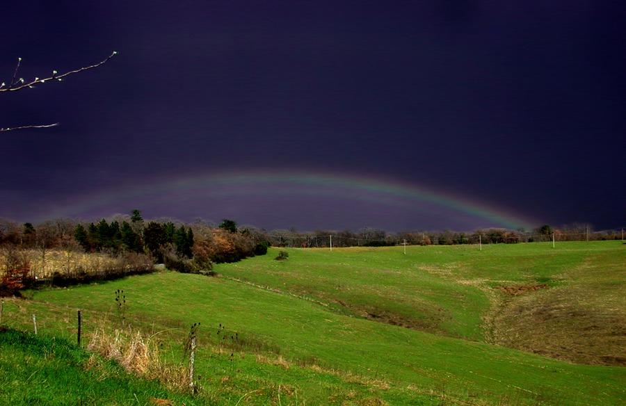Nochmal Regenbogen (reload)