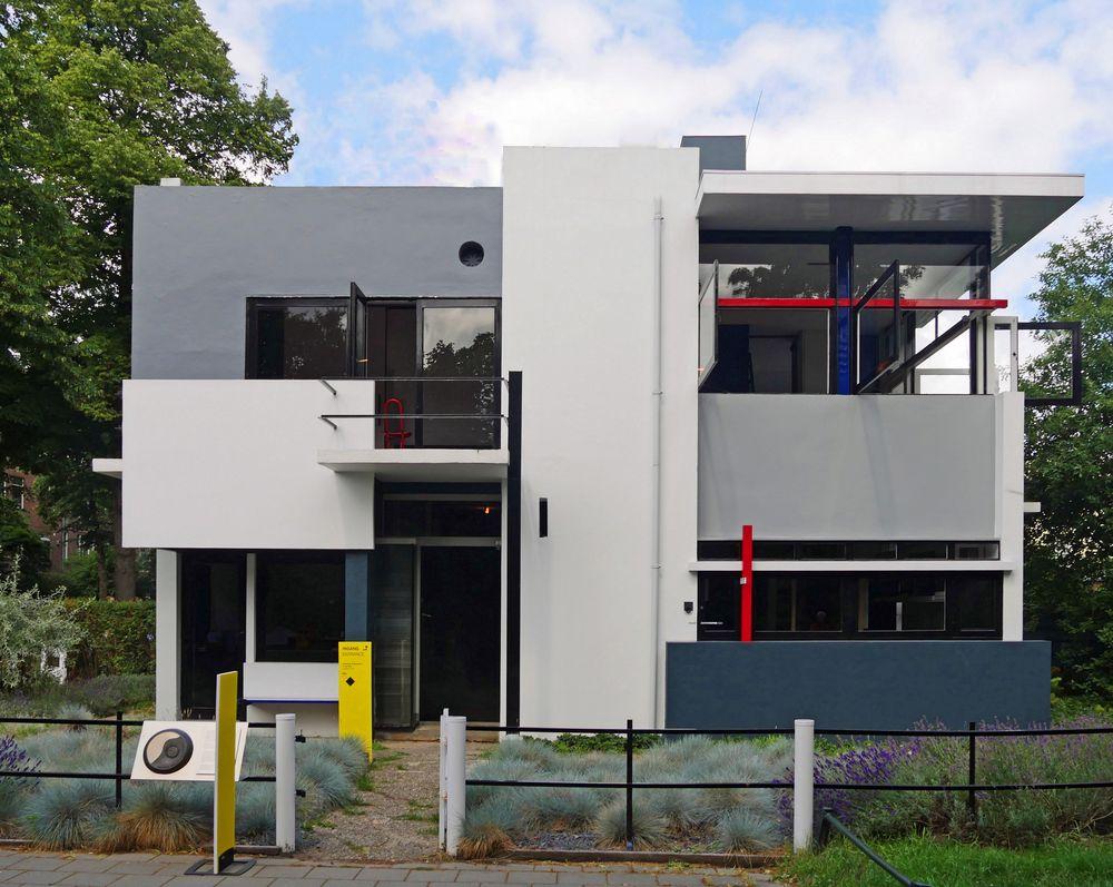 nochmal : Rietfeld - Schröder - Haus
