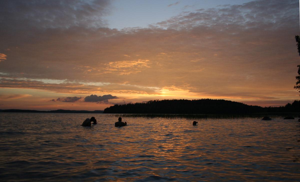 Nochmal Simpele Järvi
