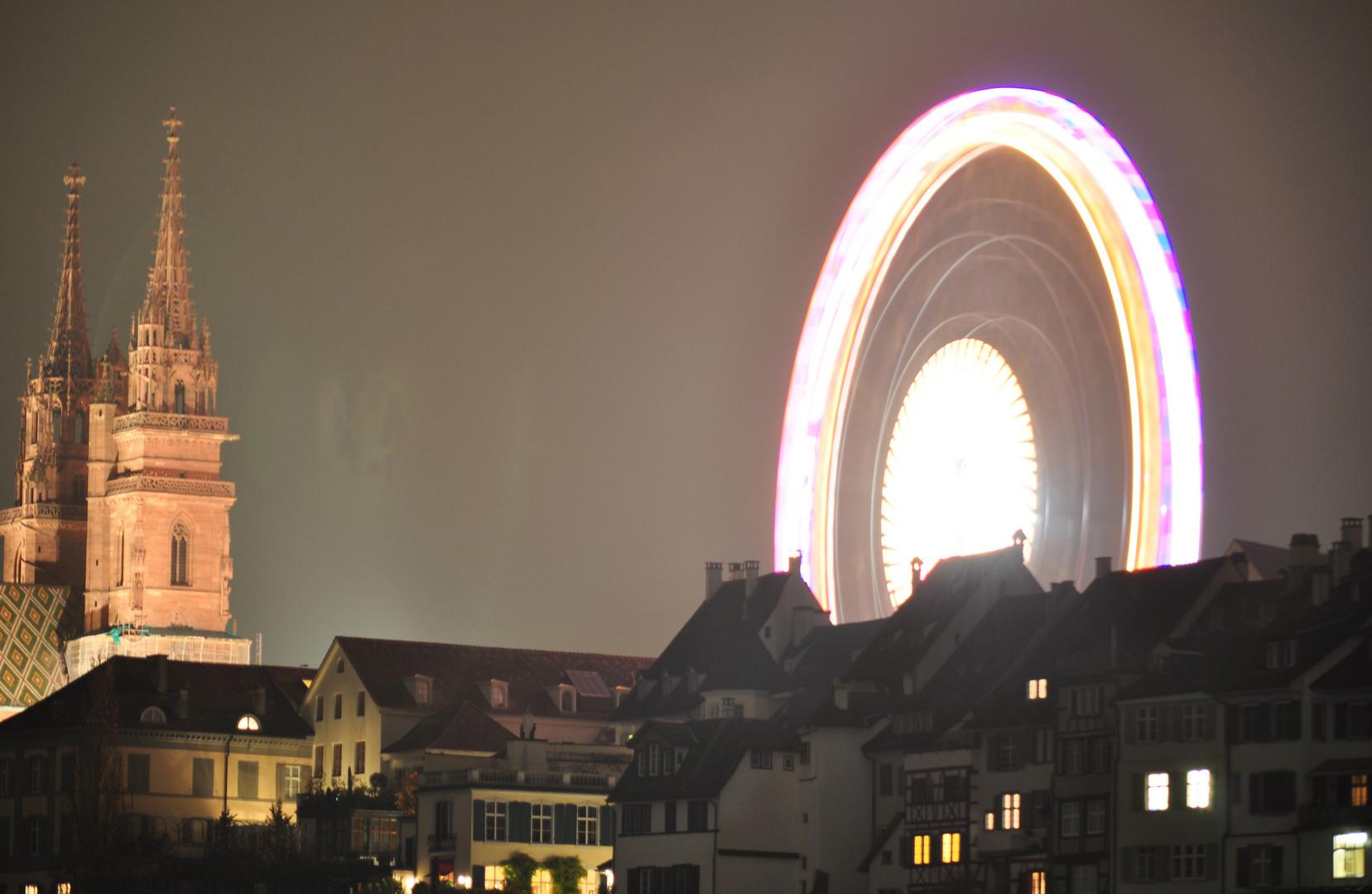 Nochmals Herbstmesse Basel