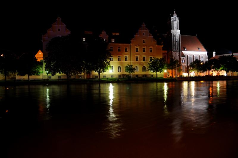 Nochmals Landshut