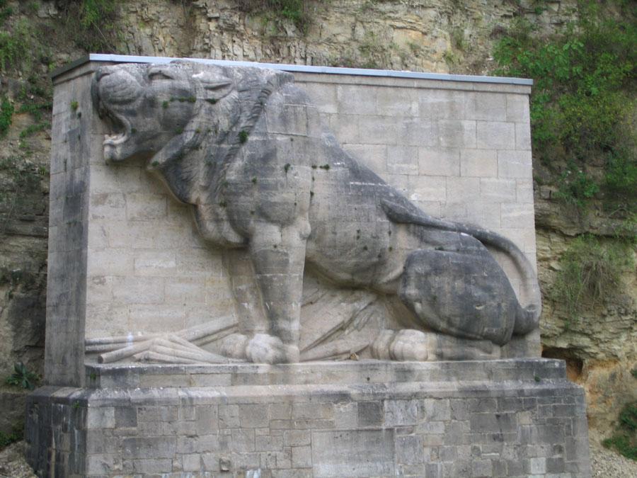 Noch`n Löwe - leider mißbraucht!