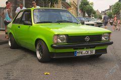 ... noch´n Opel C Kadett Limo