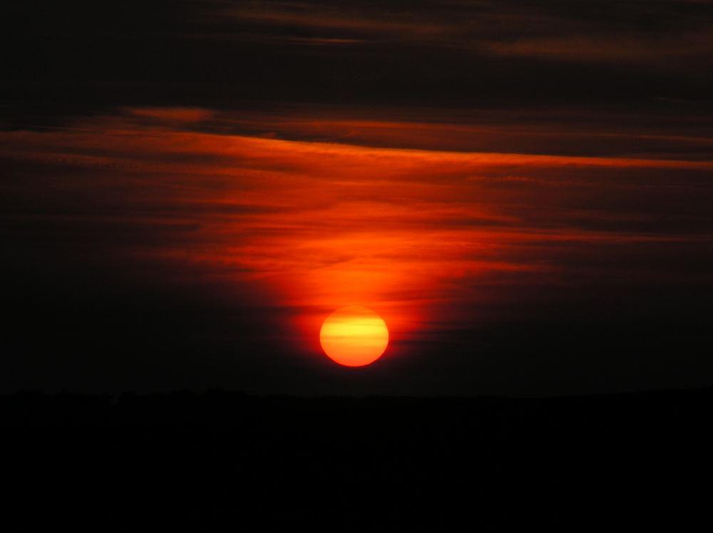Noch`n Sonnenuntergang