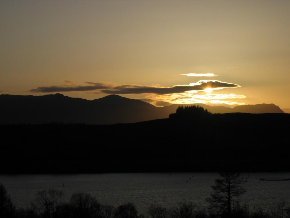 Noch'n Sonnenuntergang