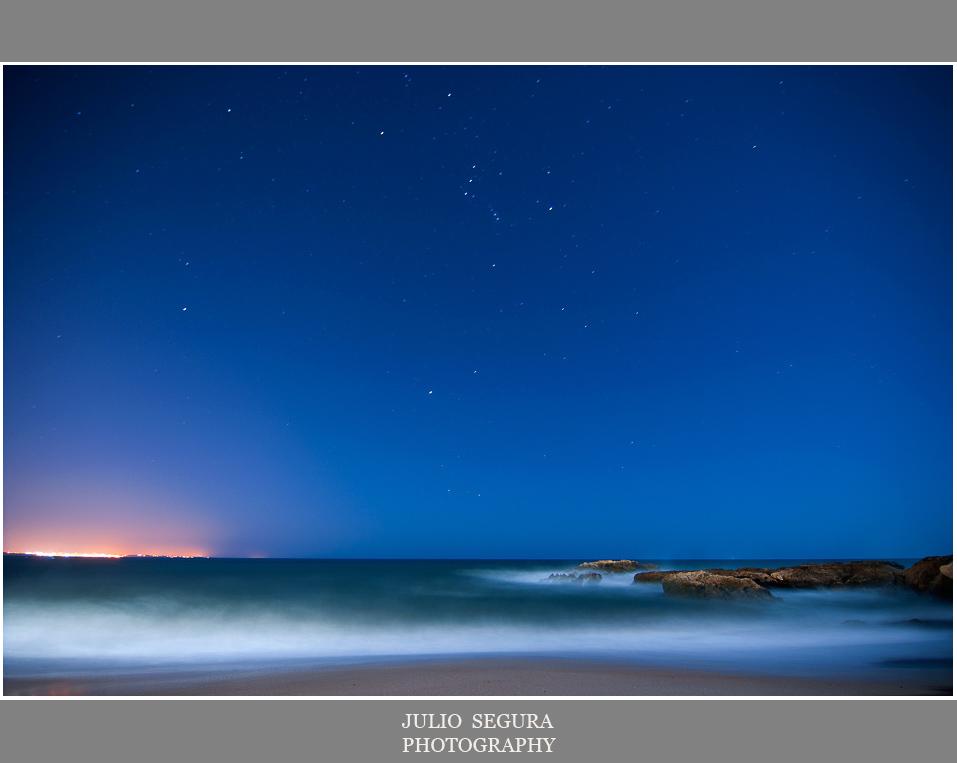 Nocturna en el Atlántico