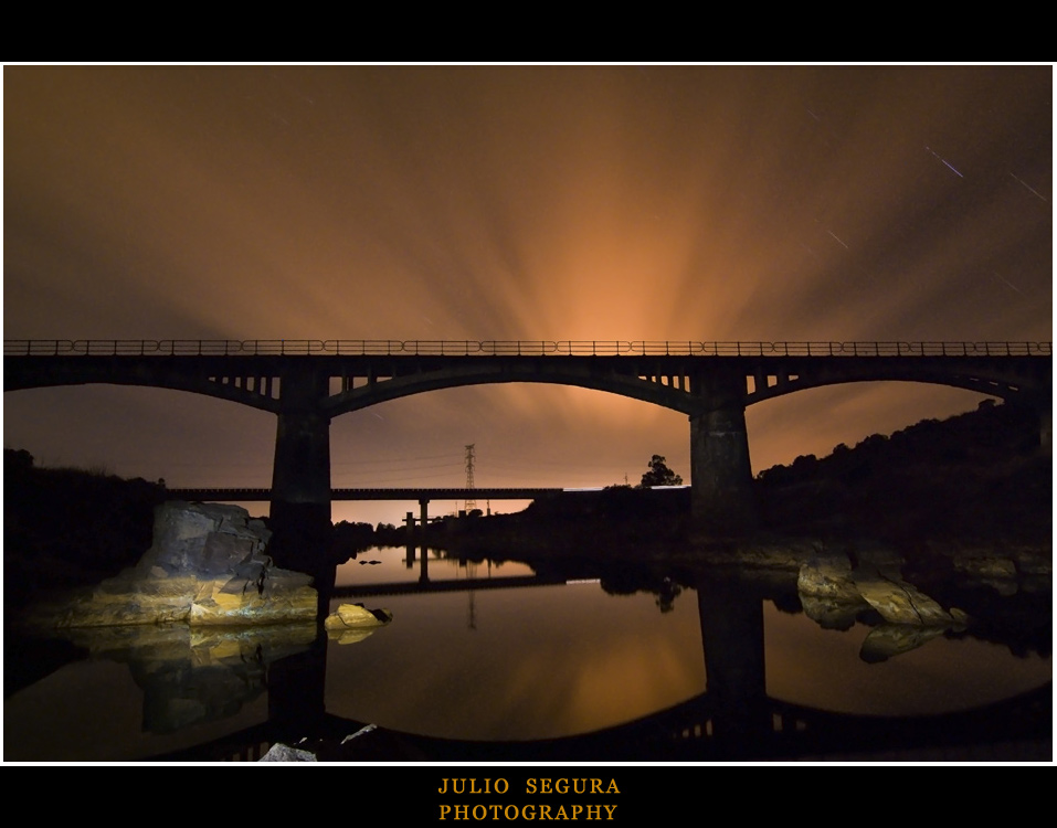 Nocturna: Puente Gadea