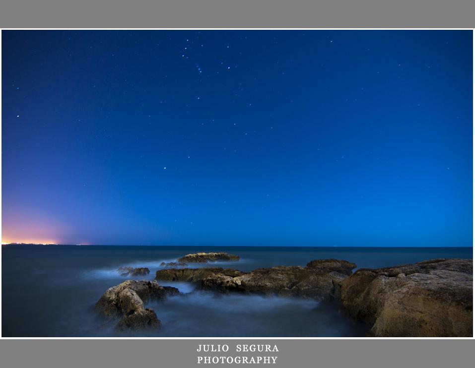 Nocturno Atlántico