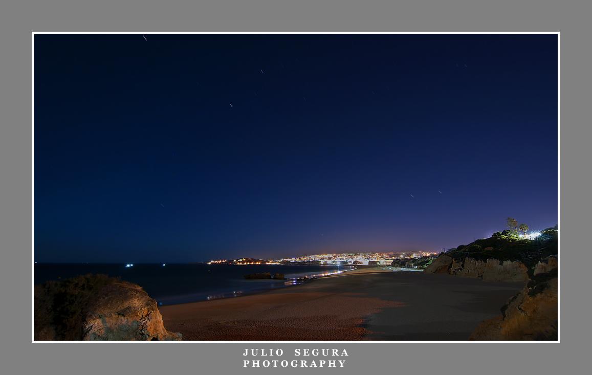 Nocturno desde Portimao 2012