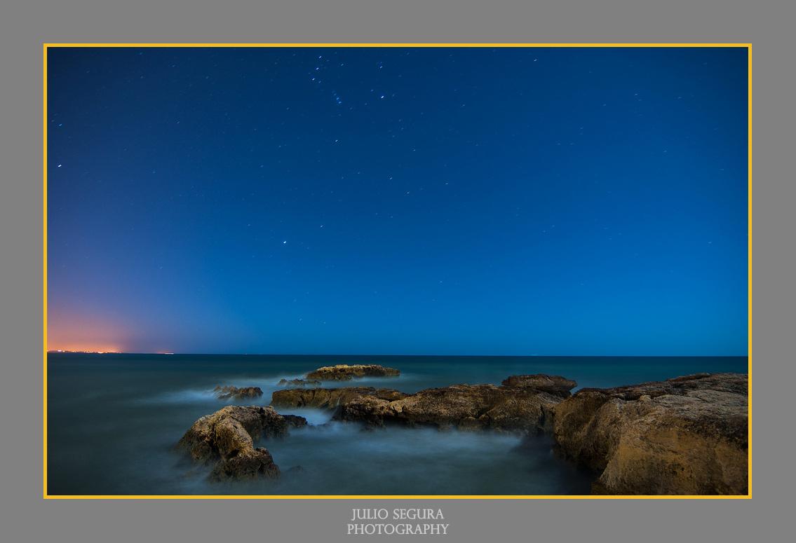 Nocturno frente a Faro