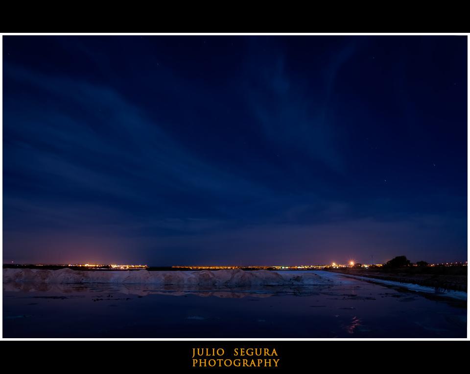 Nocturno Salinas del Odiel