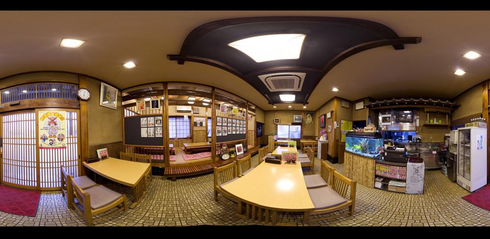 Noddle restaurant [Sobaya]