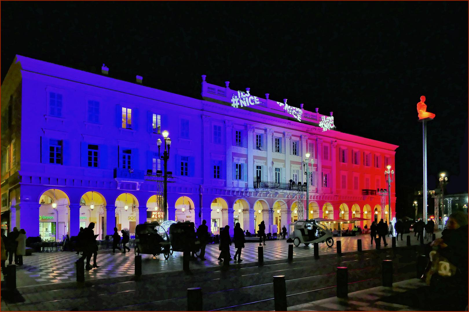 Noël à Nice  2019
