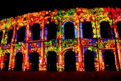Noël à Nîmes ..... l'automne !!