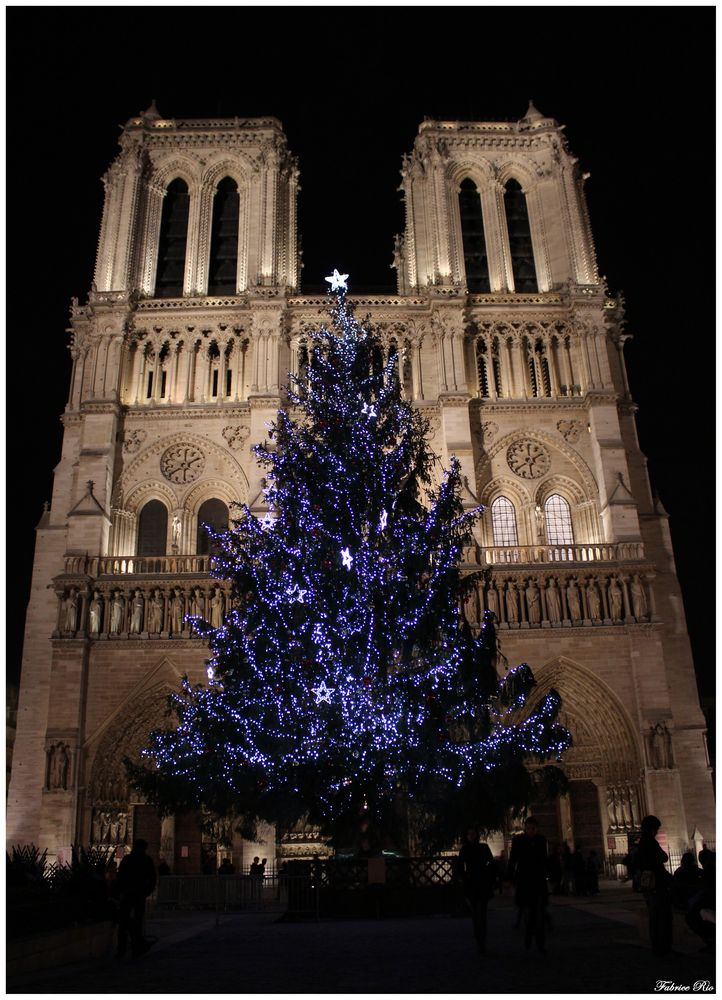 Noël à Notre-Dame de Paris