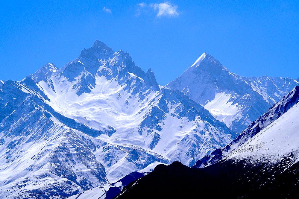 nördlich des Annapurna
