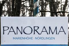 """Nördlinger Panorama"""