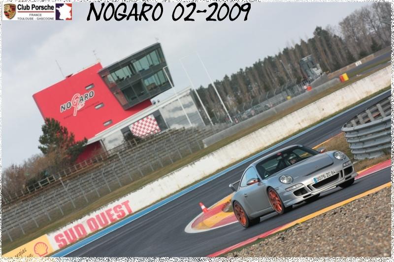 Nogaro Porsche 2009